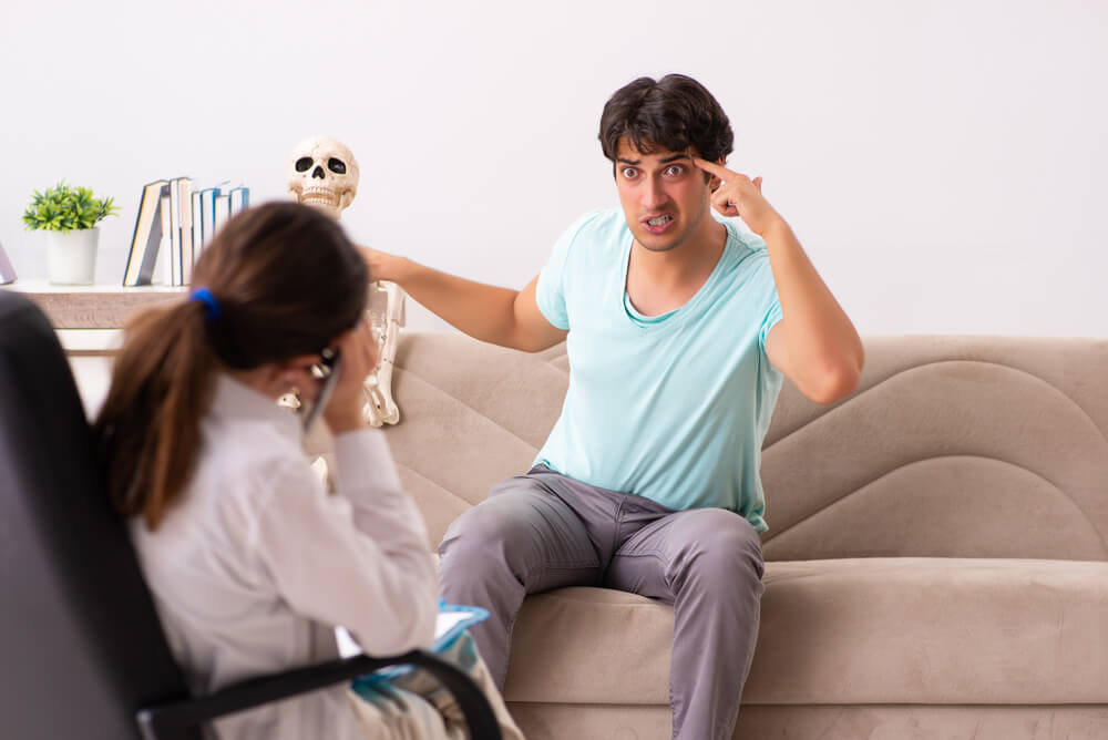 divorcio divorciado trastornos psicológicos psicoterapia terapia
