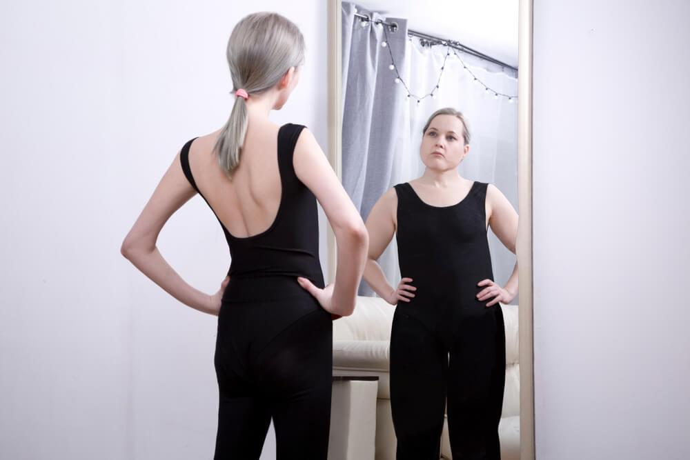 anorexia imagen distorsionada trastorno psicologico alimenticio