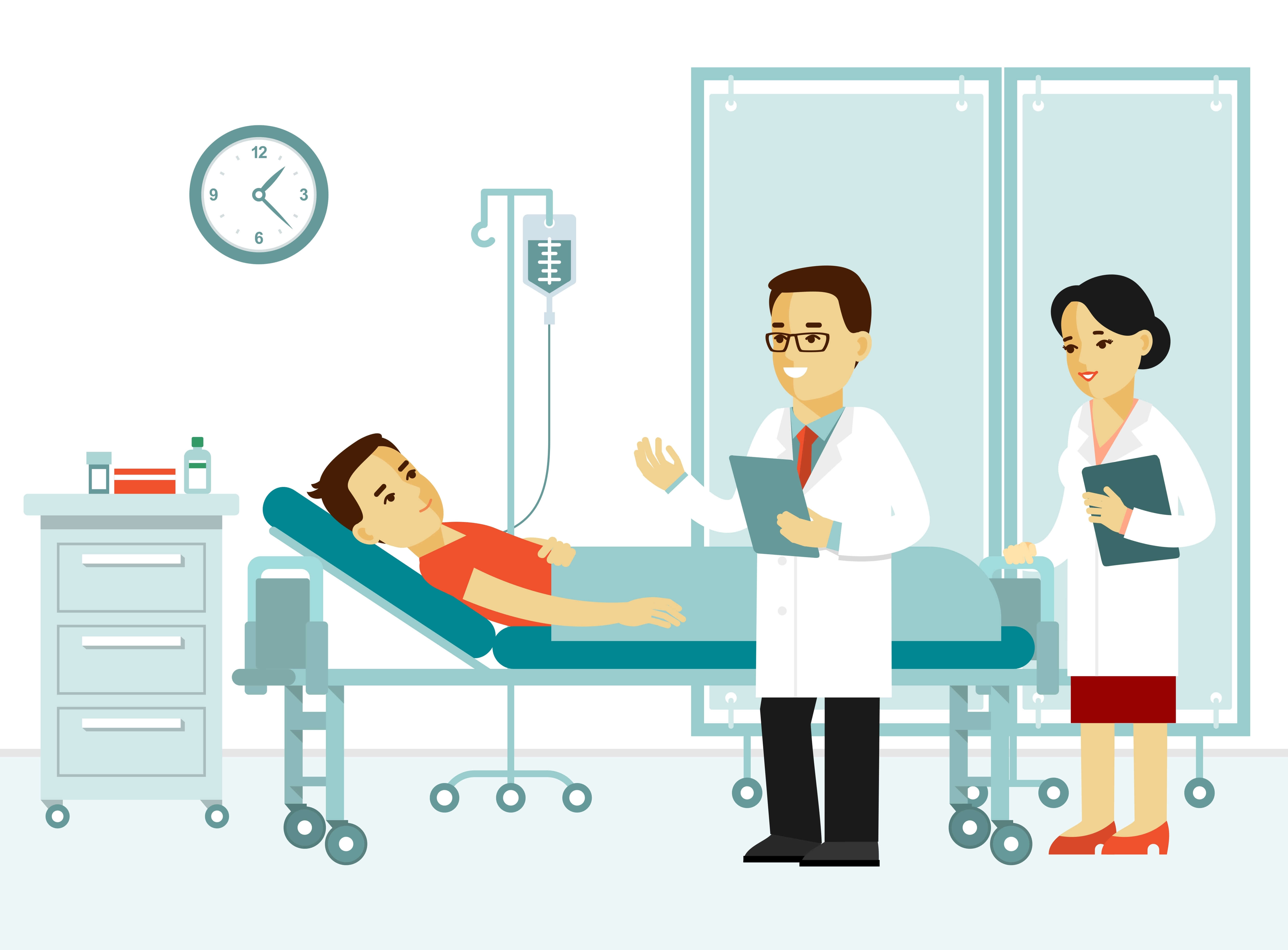 La intoxicación por medicamentos tiene tratamiento.