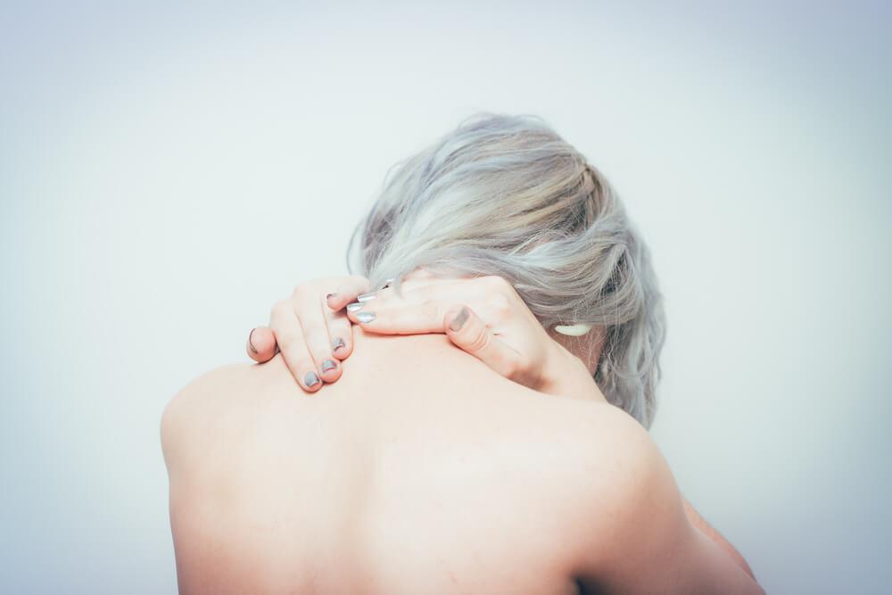 dolor cervical crónico cuello cervicales