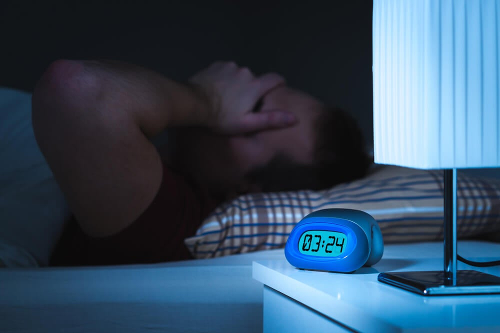 Mal descanso afecta la salud.