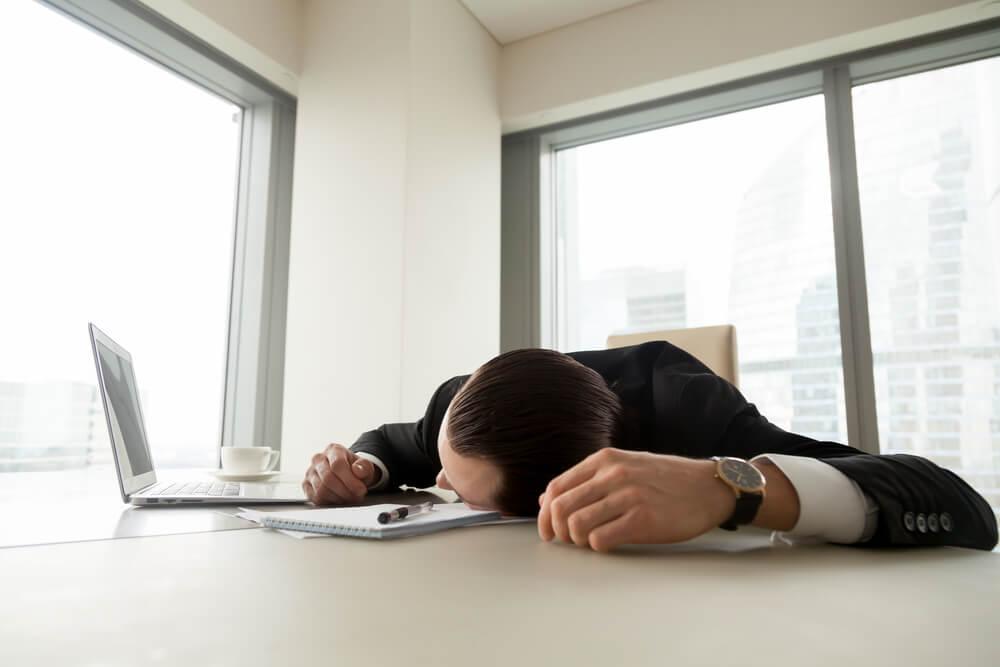 narcolepsia dormir trabajo fatiga sueño