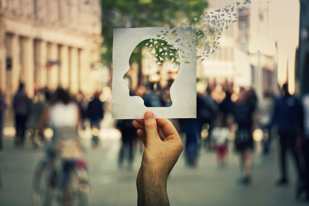 olvidar alzheimer recuerdos memoria