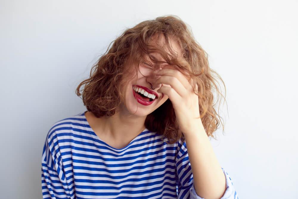 risa sonrisa felicidad feliz