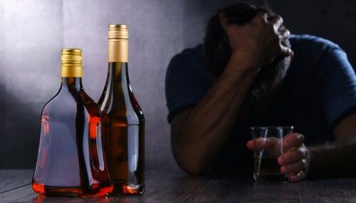 Alcoholismo: causas y síntomas