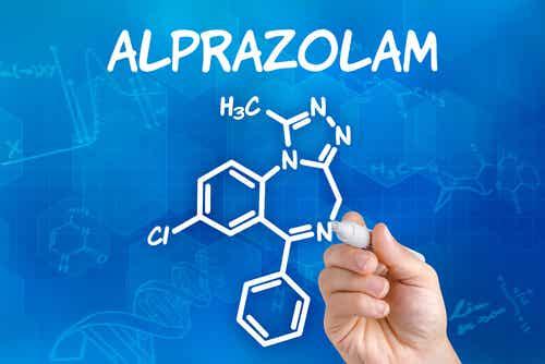 Alprazolam o Trankimazin, datos y curiosidades