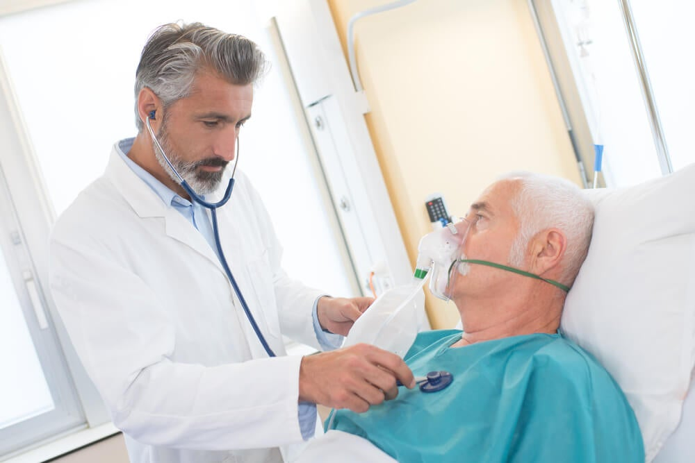 espirometría pulmones neumotórax