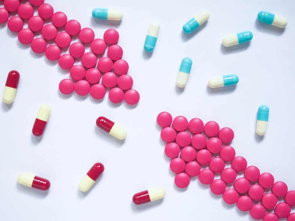 Las interacciones de fármacos más comunes