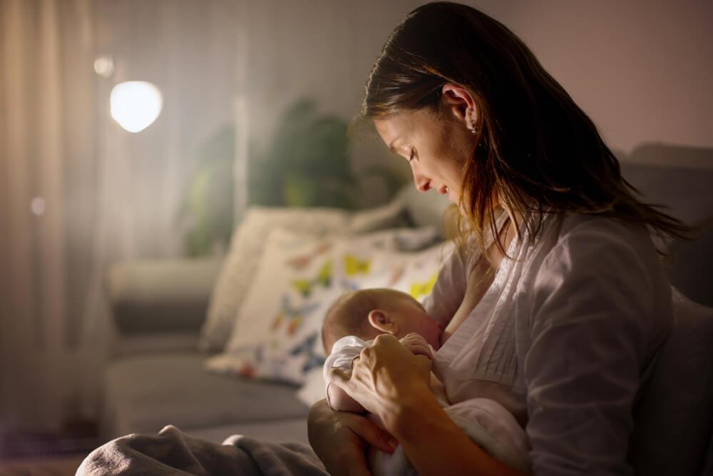 lactancia materna bebé leche madre