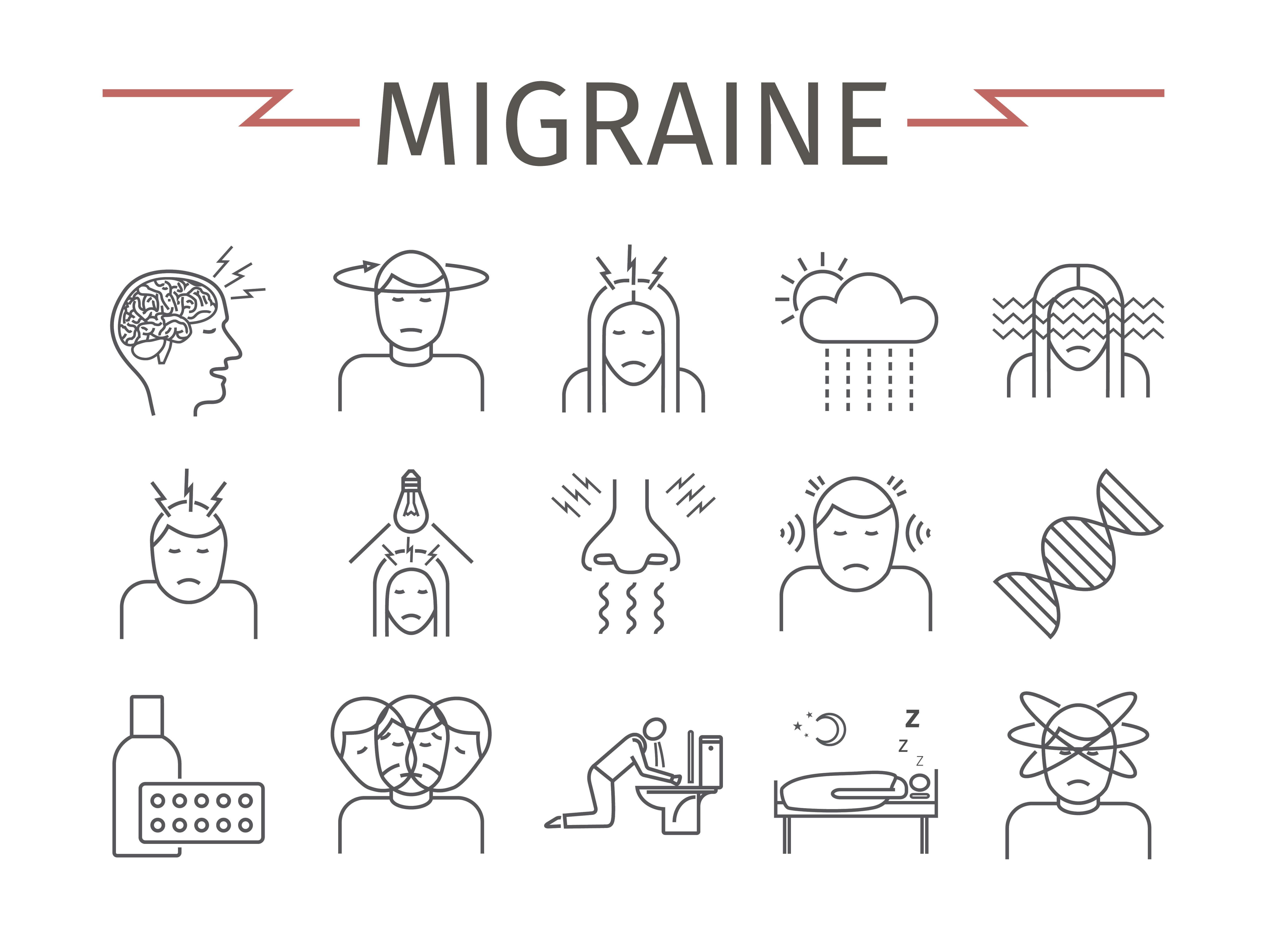 ¿Qué es la migraña?