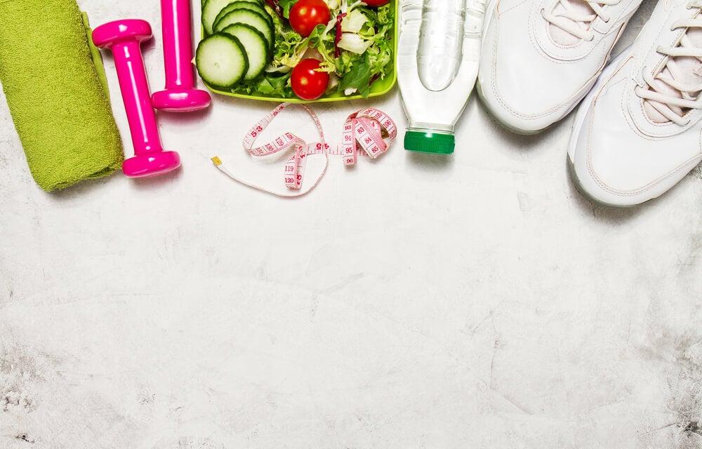 vida sana deporte ejercicio dieta equilibrada