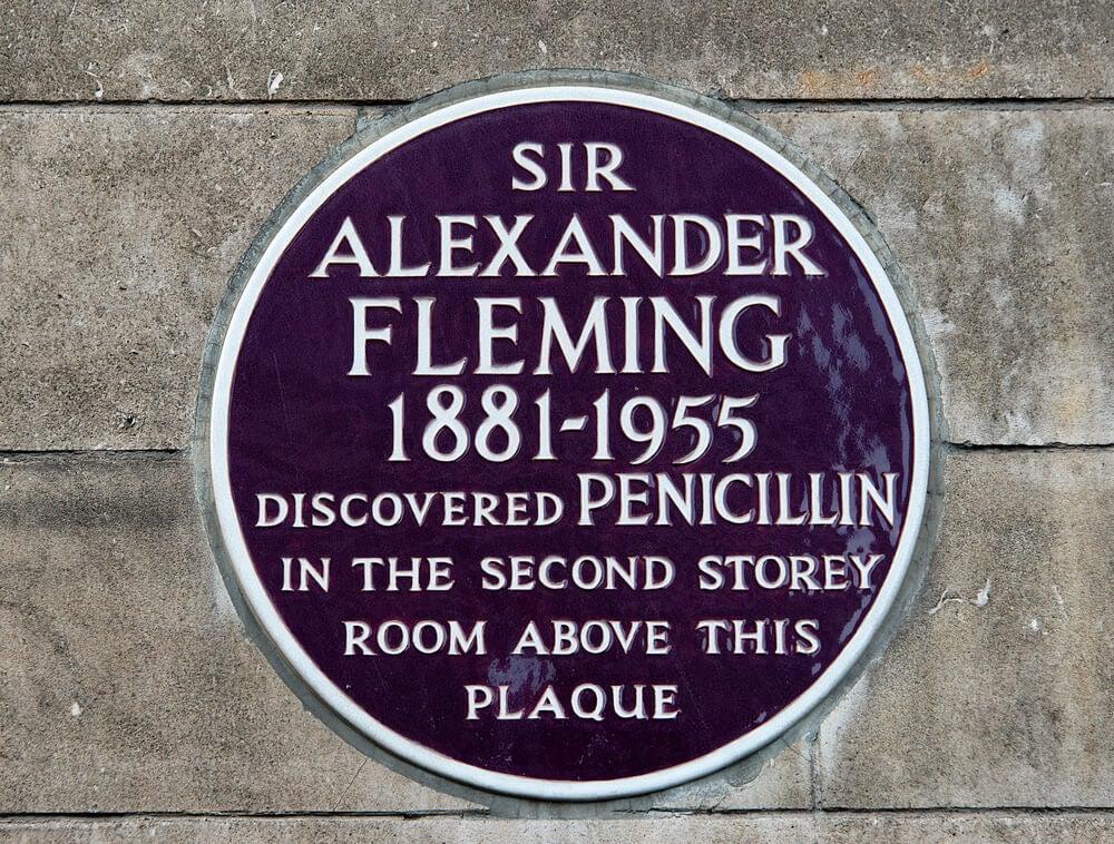 alexander fleming penicilina antibióticos