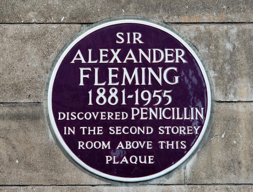 Fleming antibióticos penicilina