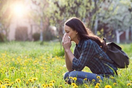 Alergia o hipersensibilidad: ¡todo lo que debes saber!