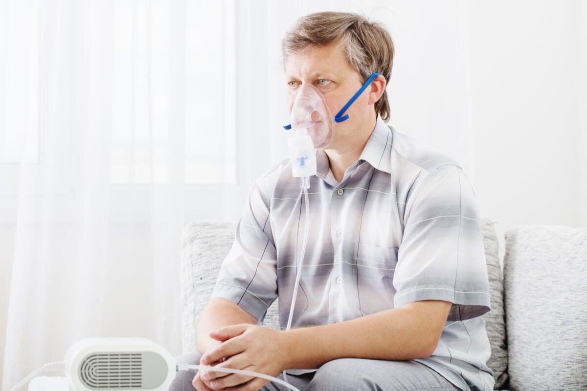 Adulto con fibrosis quística.