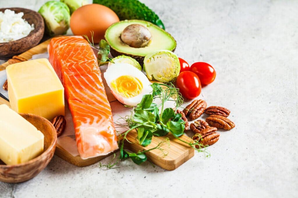 La dieta ideal para los endomorfos es la cetogénica.