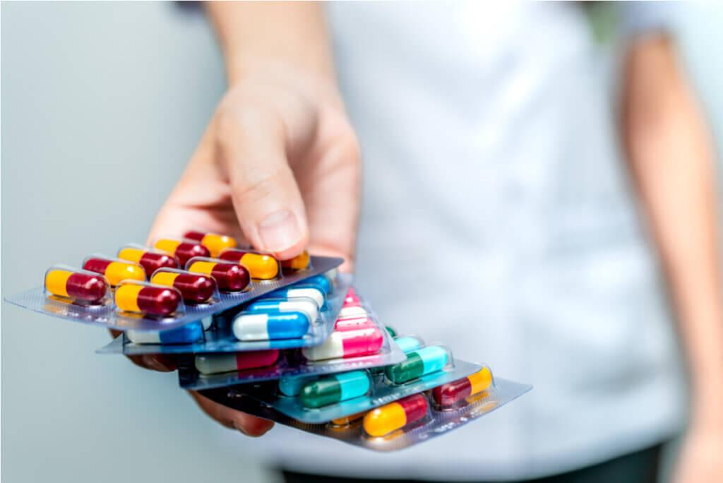 Antibióticos para la brucelosis.
