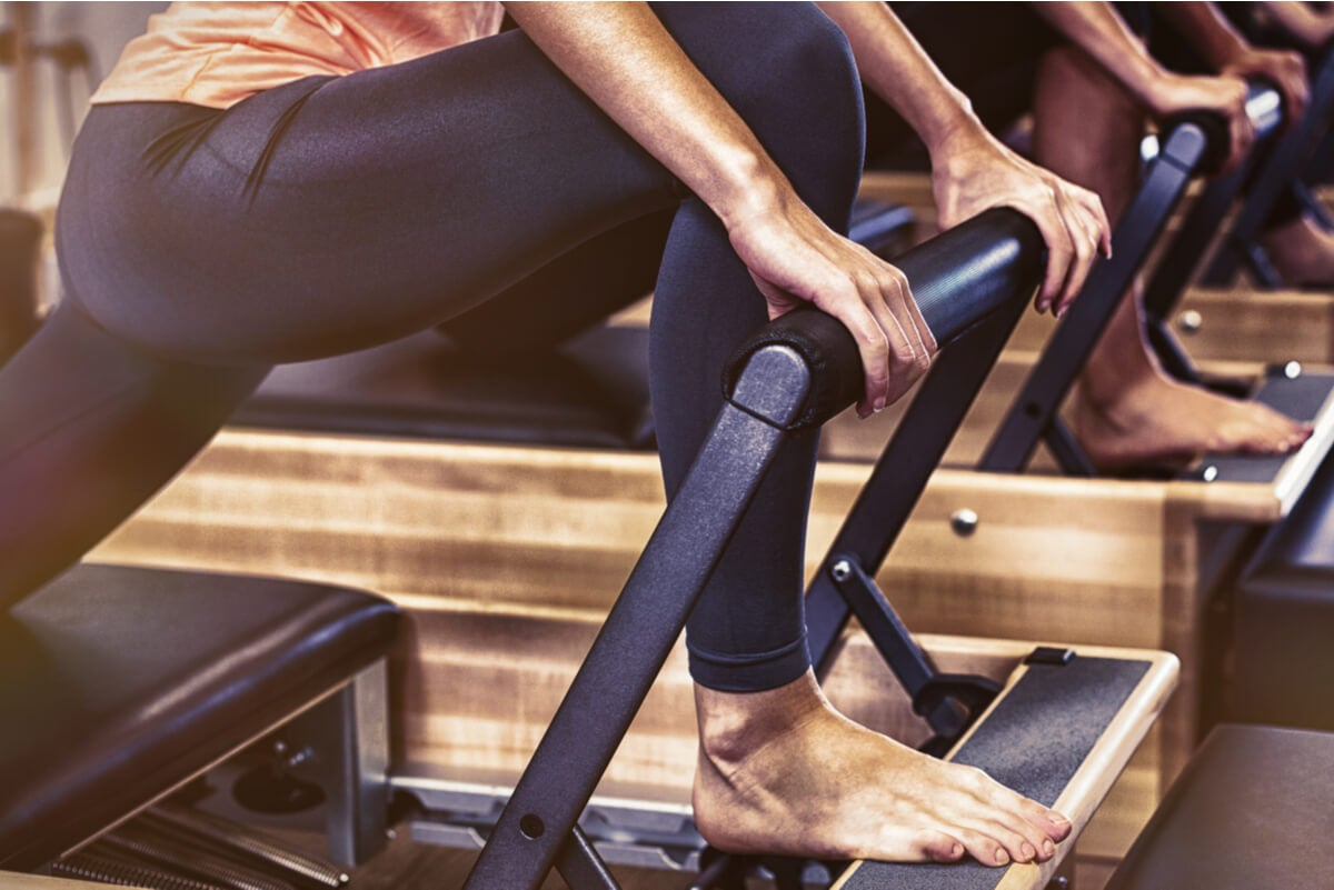 PIlates mejora la flexibilidad.