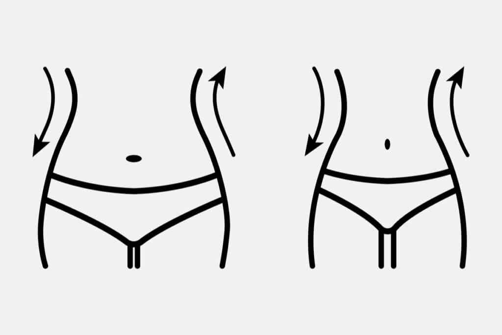 8 ejercicios para lucir una cintura de avispa