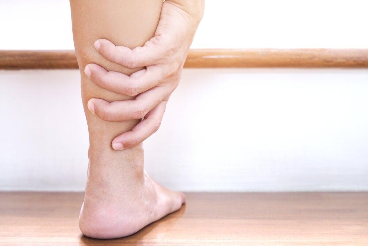 Dolor neuropático en el pie.