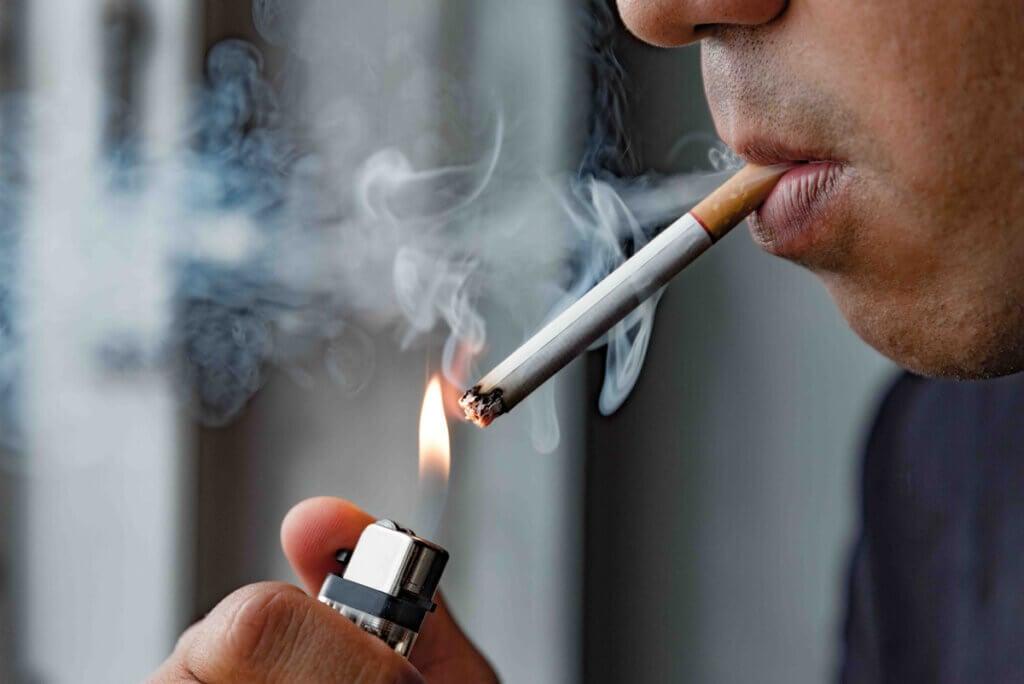 Tabaco favorece el envejecimiento.