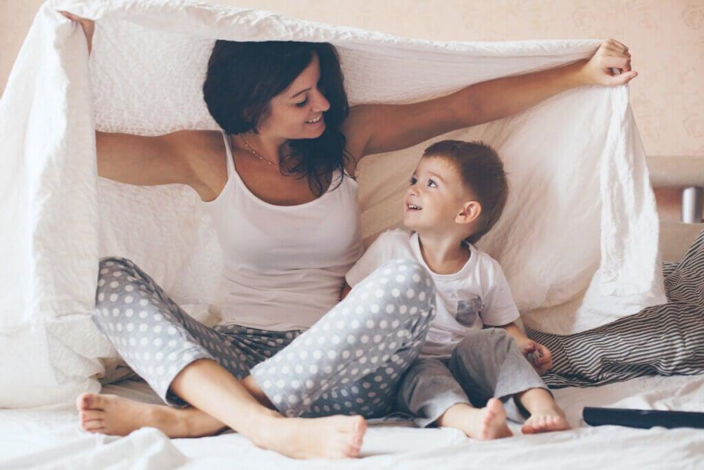 6 claves para mejorar la relación entre madre e hijo