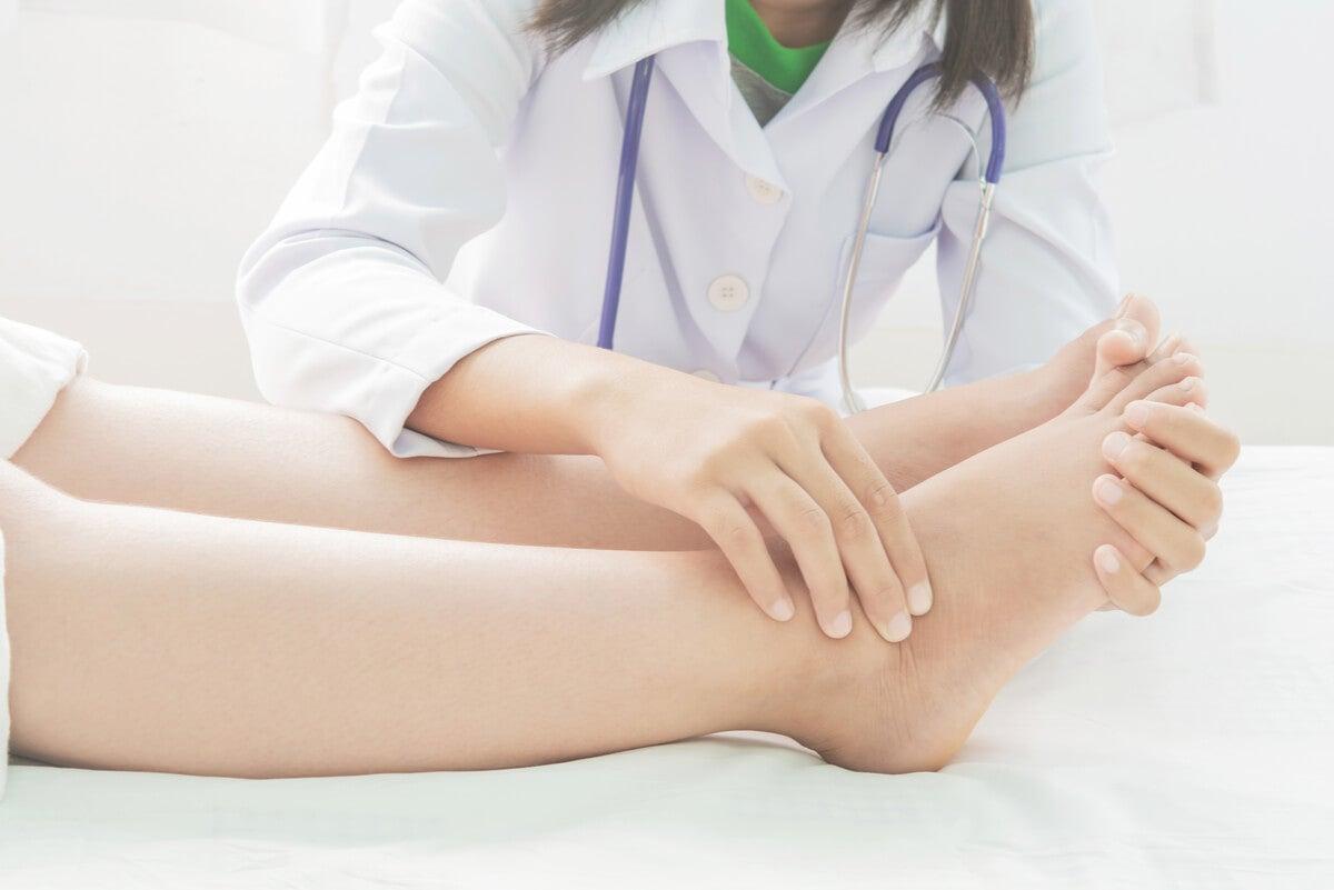 La ciática tiene diagnóstico médico.