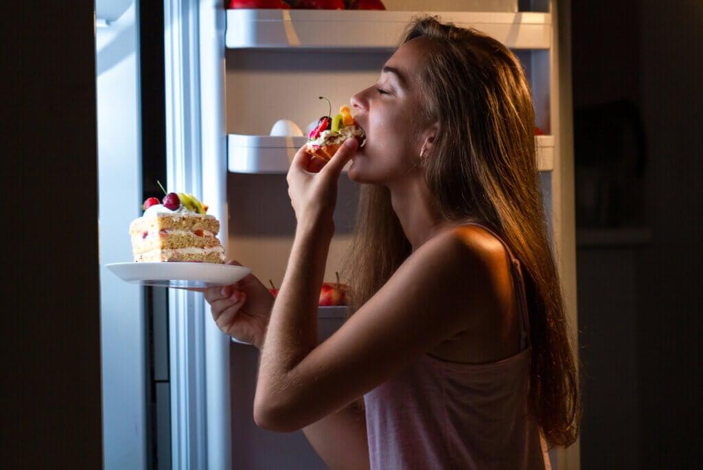 10 alimentos que debes evitar por la noche