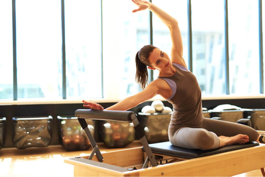 Pilates para el bienestar emocional.