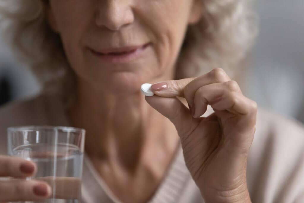 Hipolipemiantes tomados para reducir el colesterol.