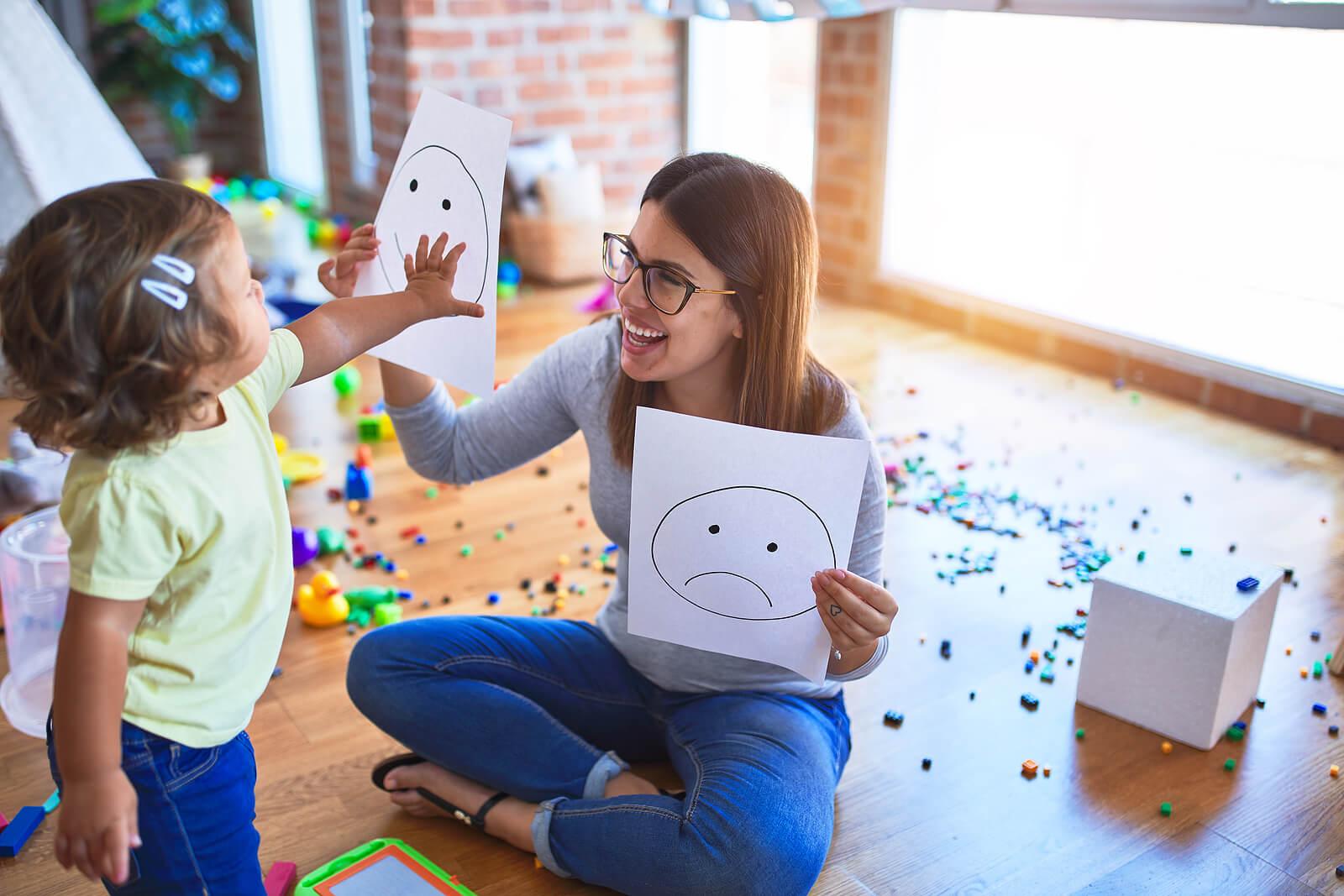 El tratamiento para el trastorno desintegrativo infantil es multidisciplinar.