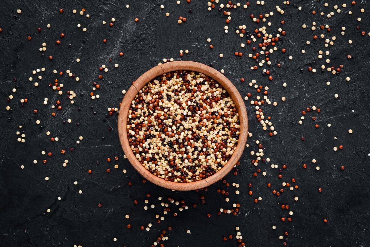 Quinoa: propiedades y beneficios para la salud