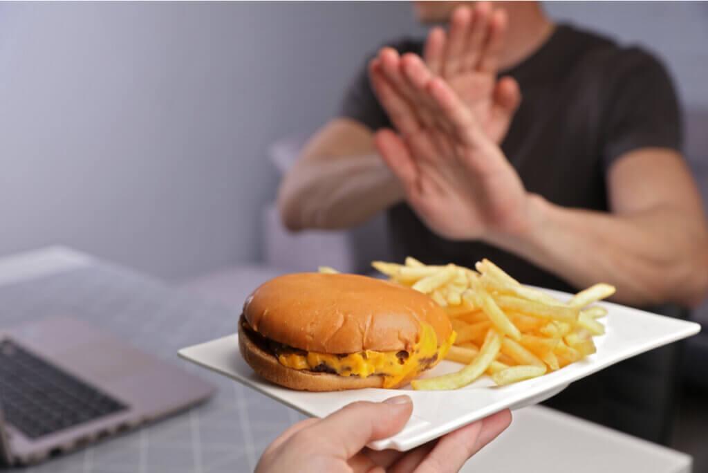 Dieta para el colesterol elevado.