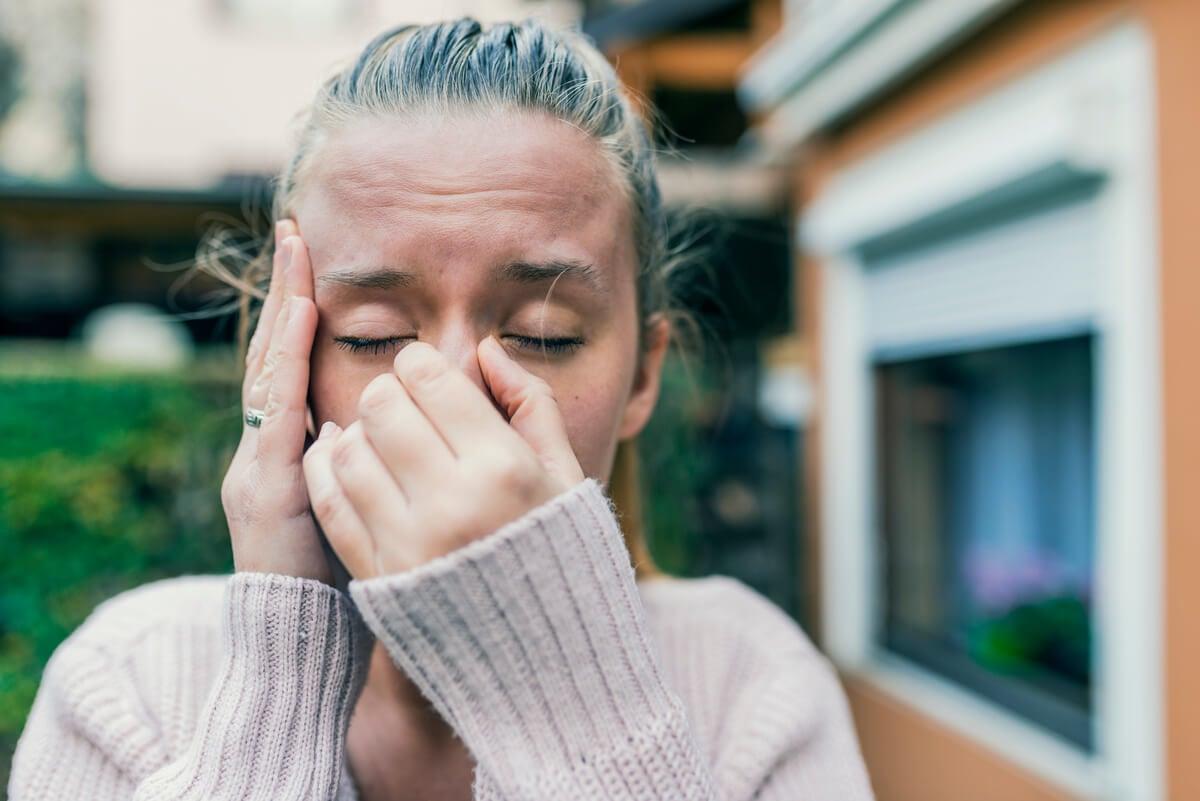 Sinusitis: síntomas, causas y tratamiento