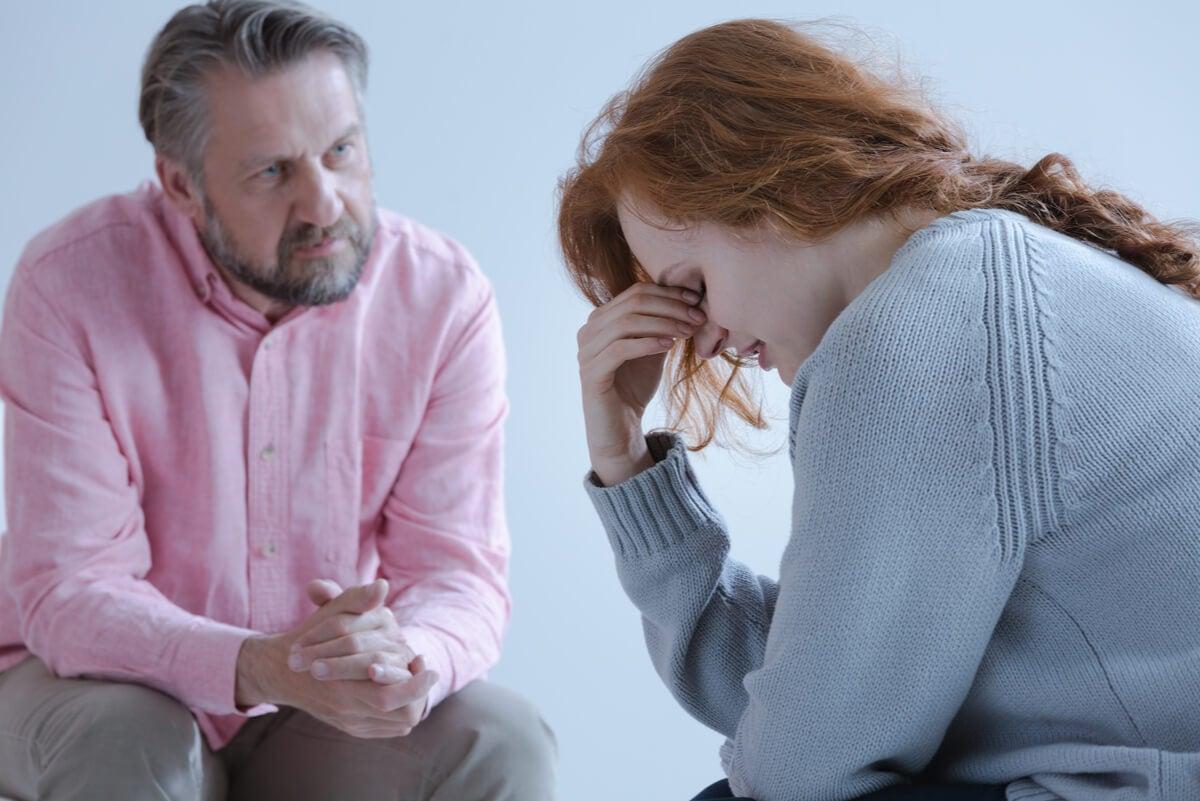 Terapia psicológica de exposición para TEA.