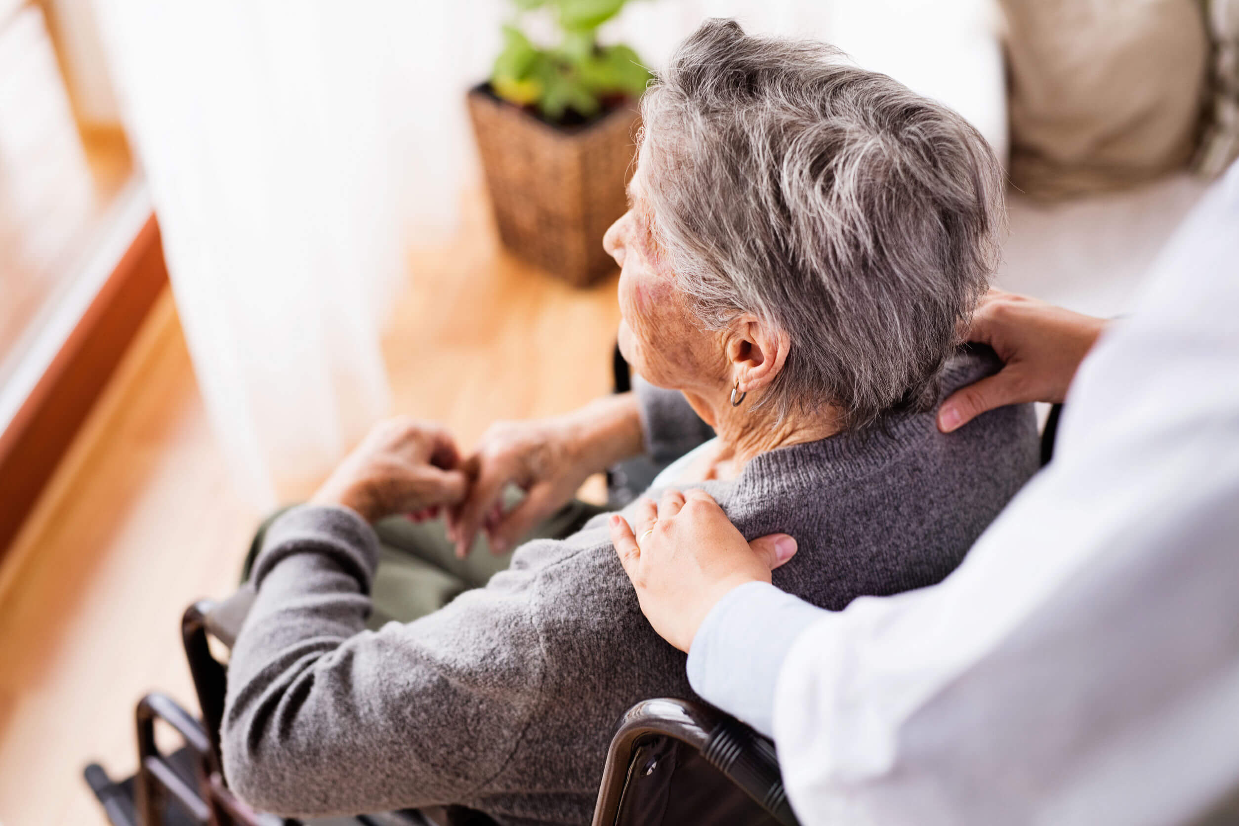 Caregiver syndrome is relatively common.