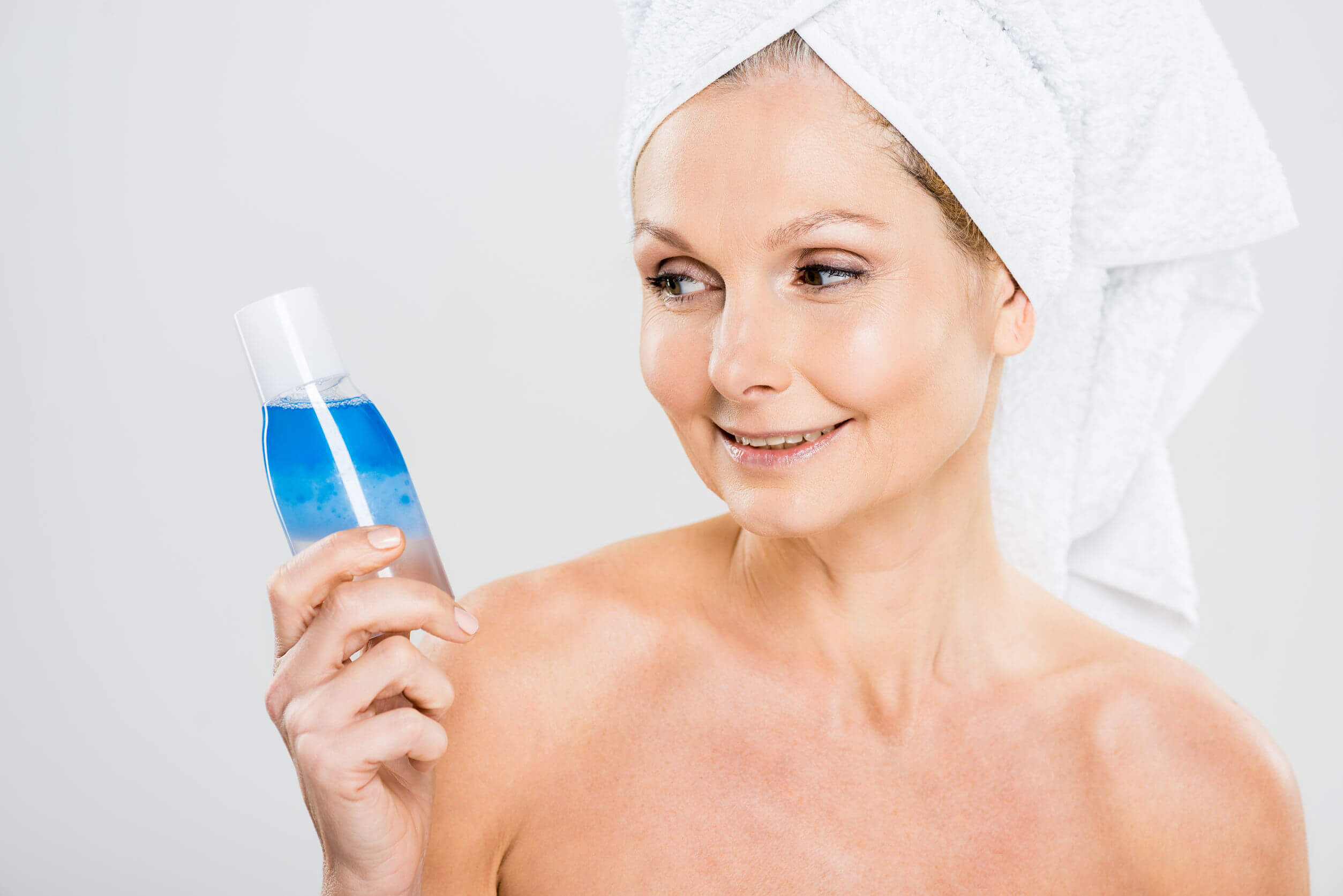 To wash the face correctly it is necessary to use several substances.