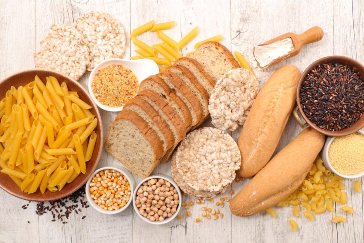 Alimentos prohibidos en celiaquía.