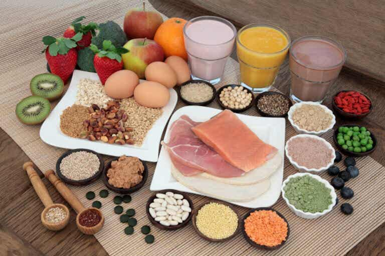 Vitamina B6 (piridoxina): características y funciones
