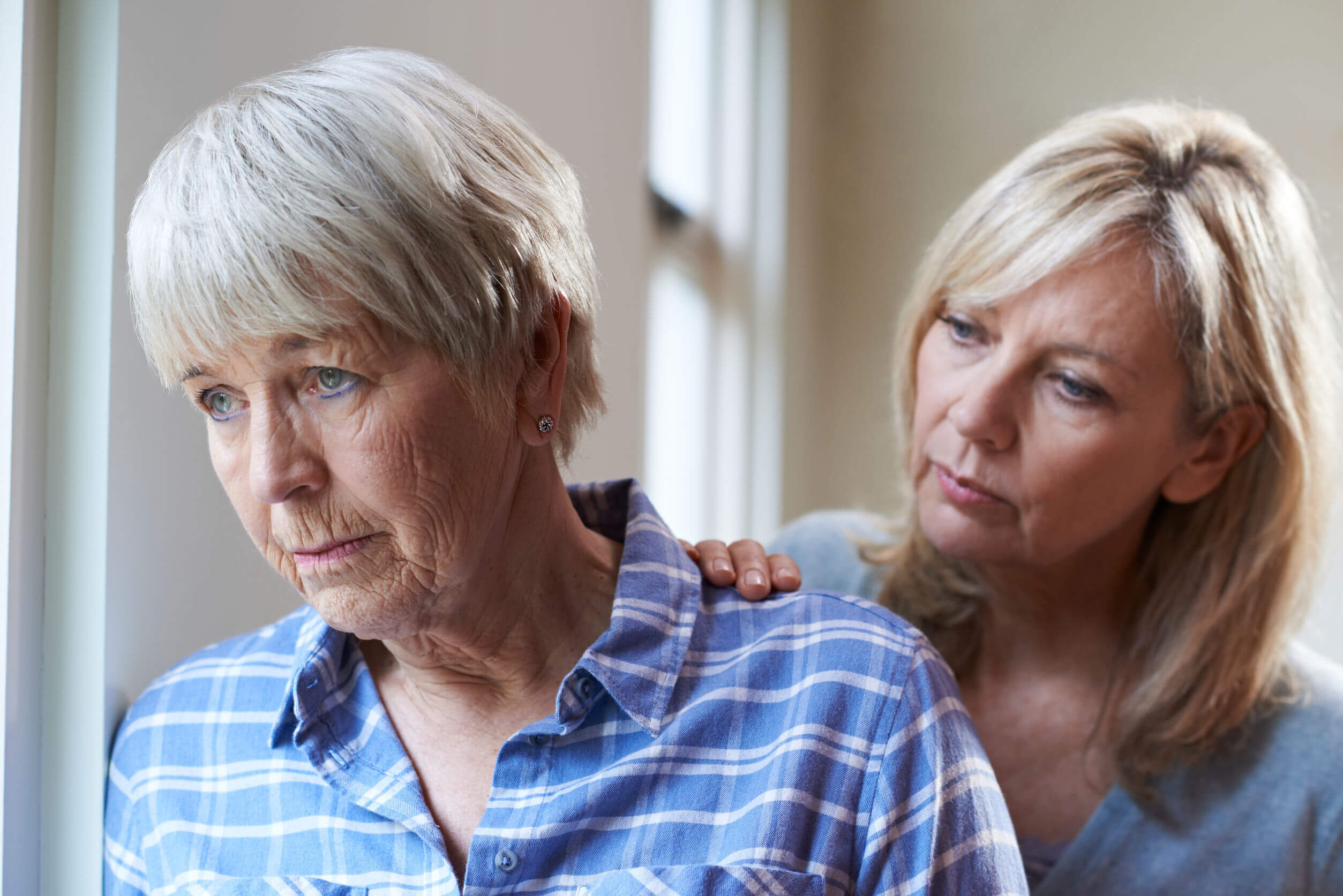 Caregiver syndrome can be effectively addressed.