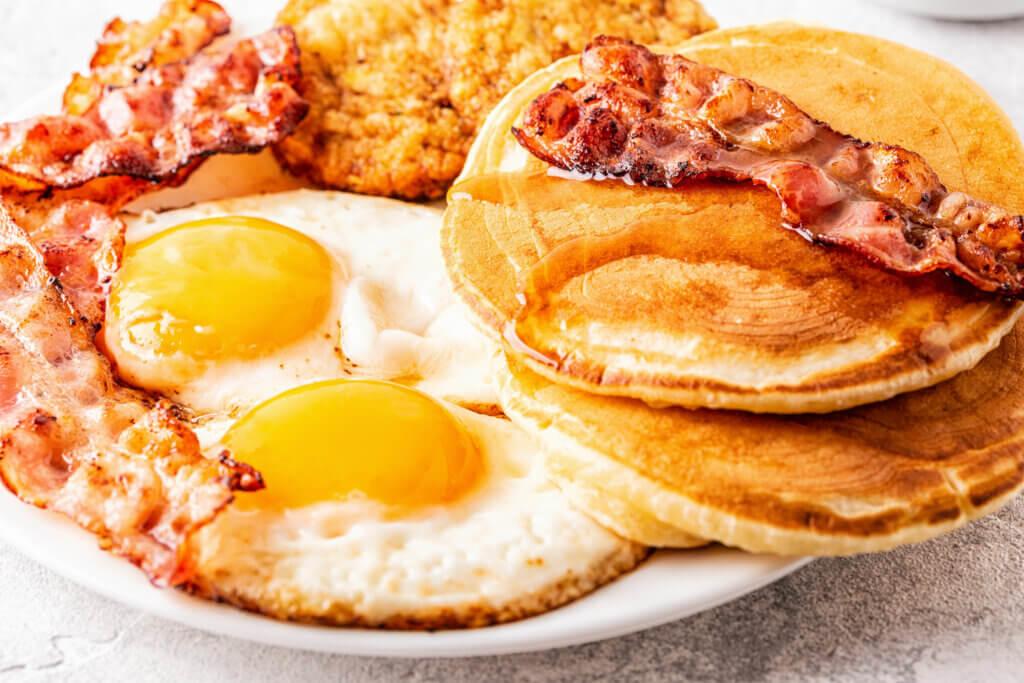 Los desayunos modernos tienden a tener alimentos ultraprocesados.