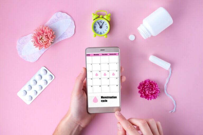 ¿Qué es el ciclo menstrual?: fases y duración