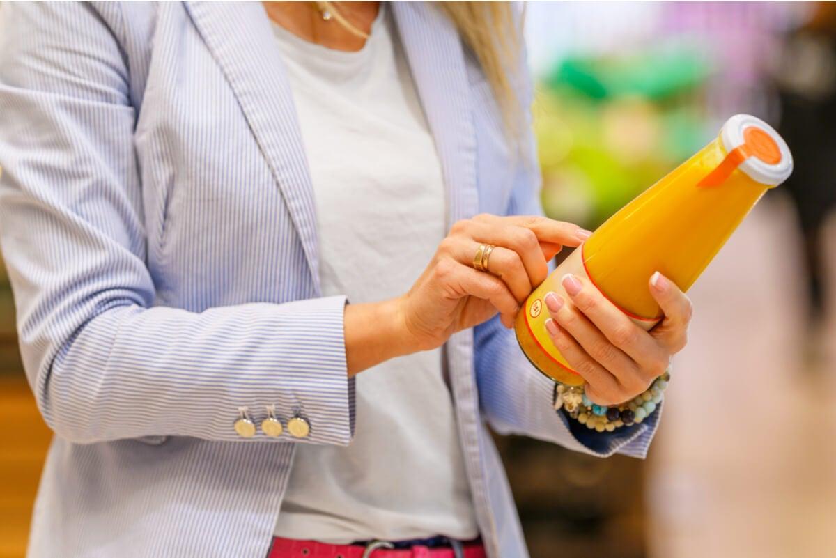 Leggere le etichette ci permette la scelta di cibi più sani.