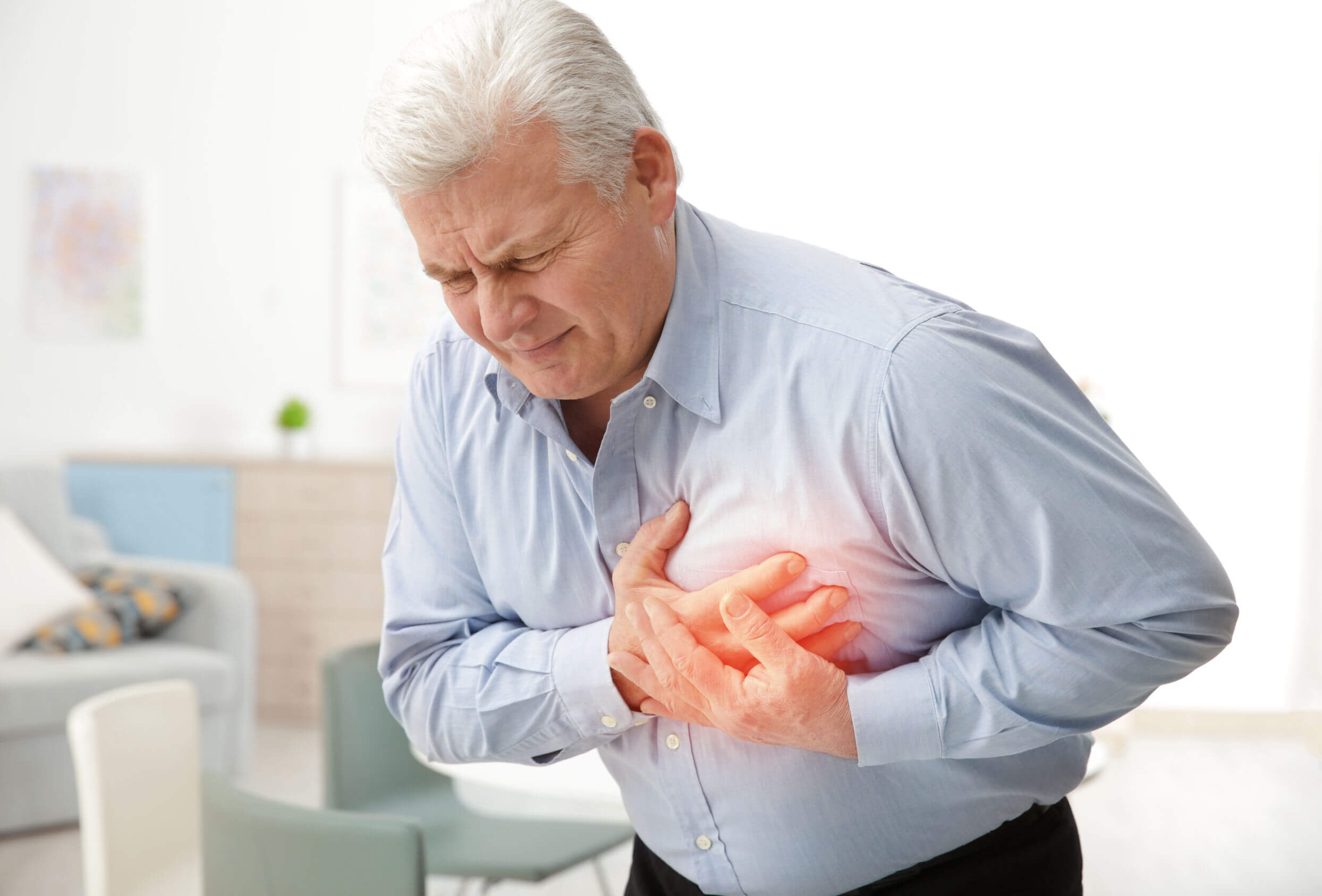 El infarto del miocardio también puede presentarse con epigastralgia.