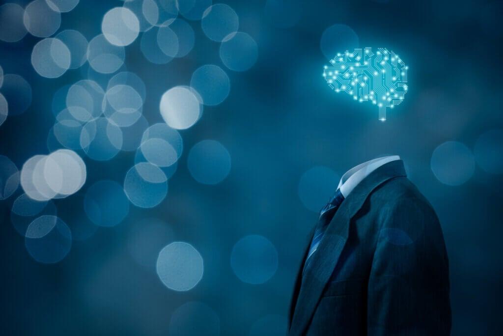 Cociente intelectual en el cerebro.