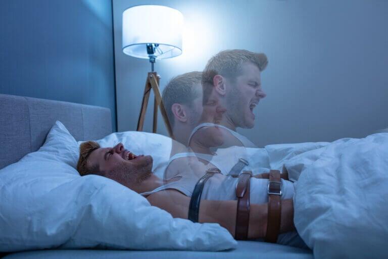 Parálisis del sueño: ¿en qué consiste?