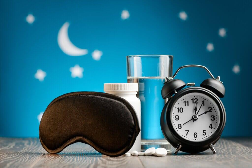 Concepto de trastornos del sueño.