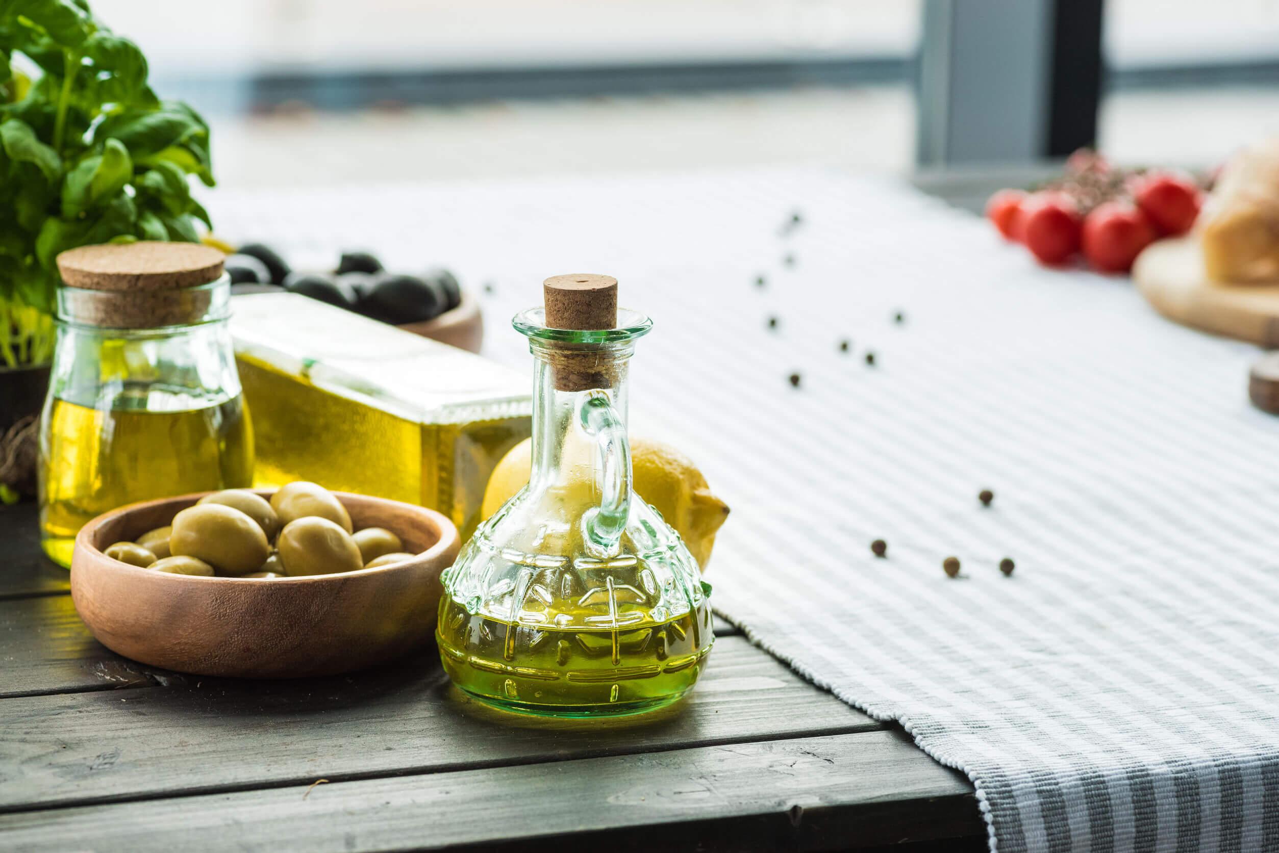 El uso de suplementos de colágeno puede verse potenciado al utilizar aceite de oliva en la dieta.