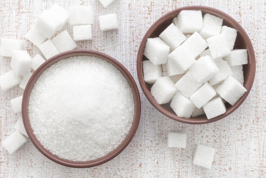 Azúcares simples.
