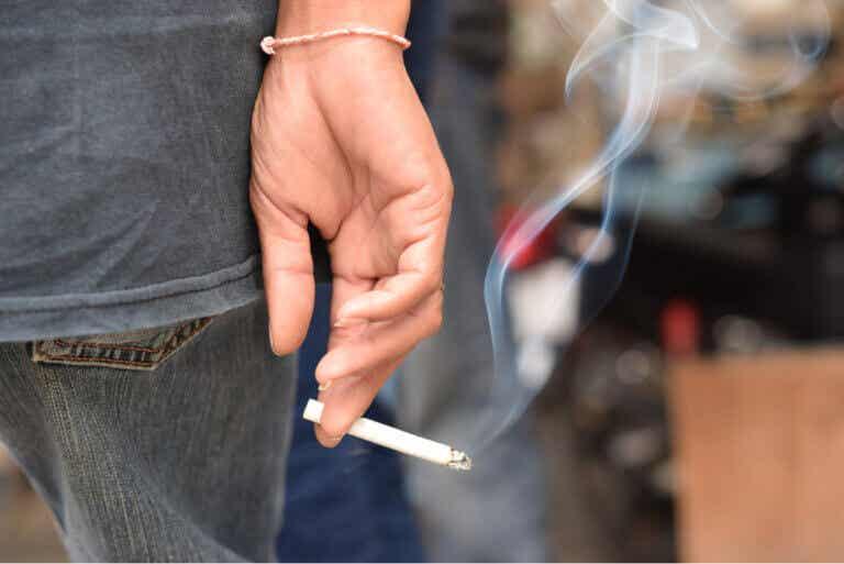 8 efectos del tabaco en la salud física y mental
